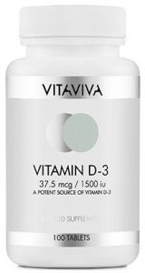 Vitamin D3 1500 IU