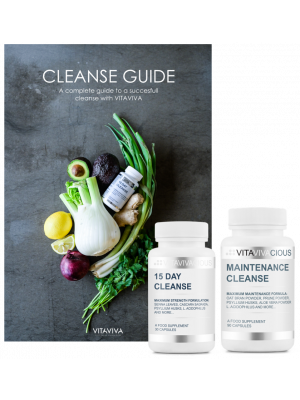 15 DAY DETOX PACK WITH CLEANSE GUIDE
