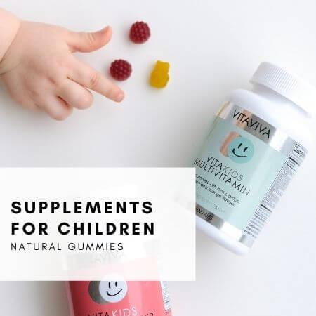 VITAVIVA children supplements