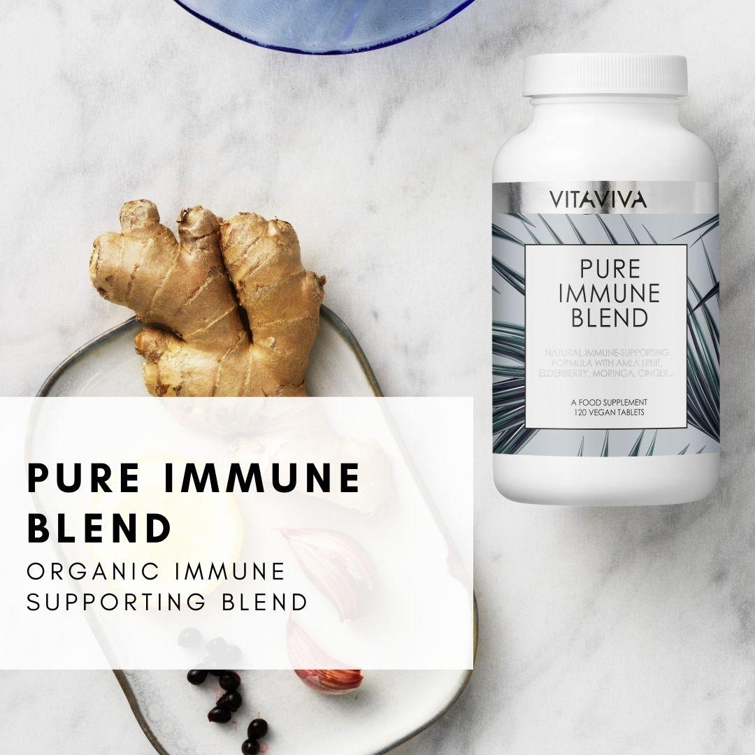 VITAVIVA Pure immune blend
