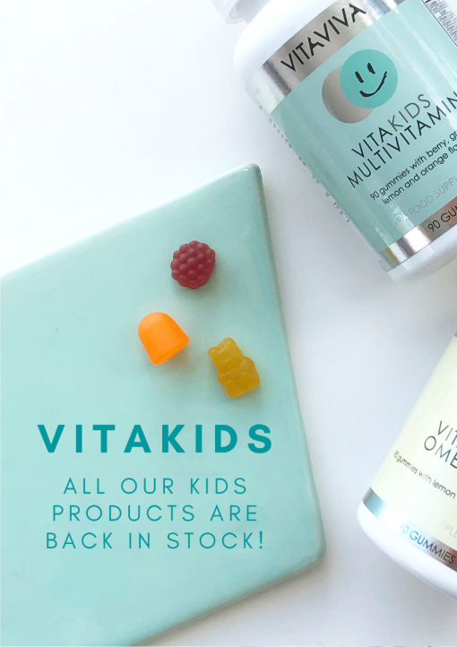Our VitaKids Vitamins