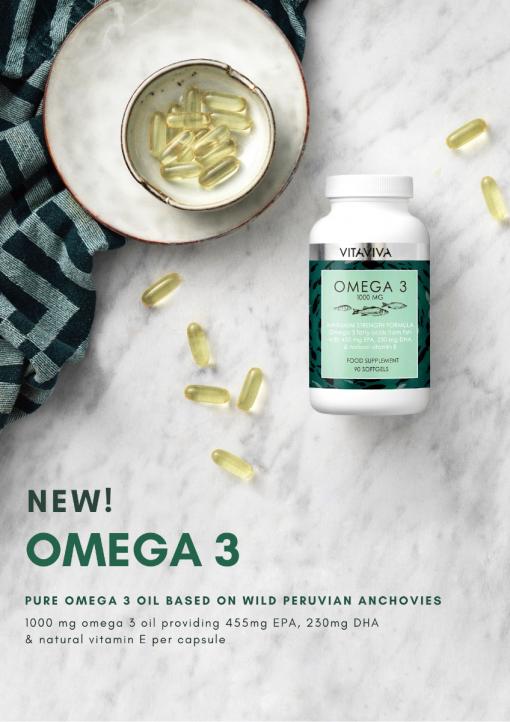 New Omega 3