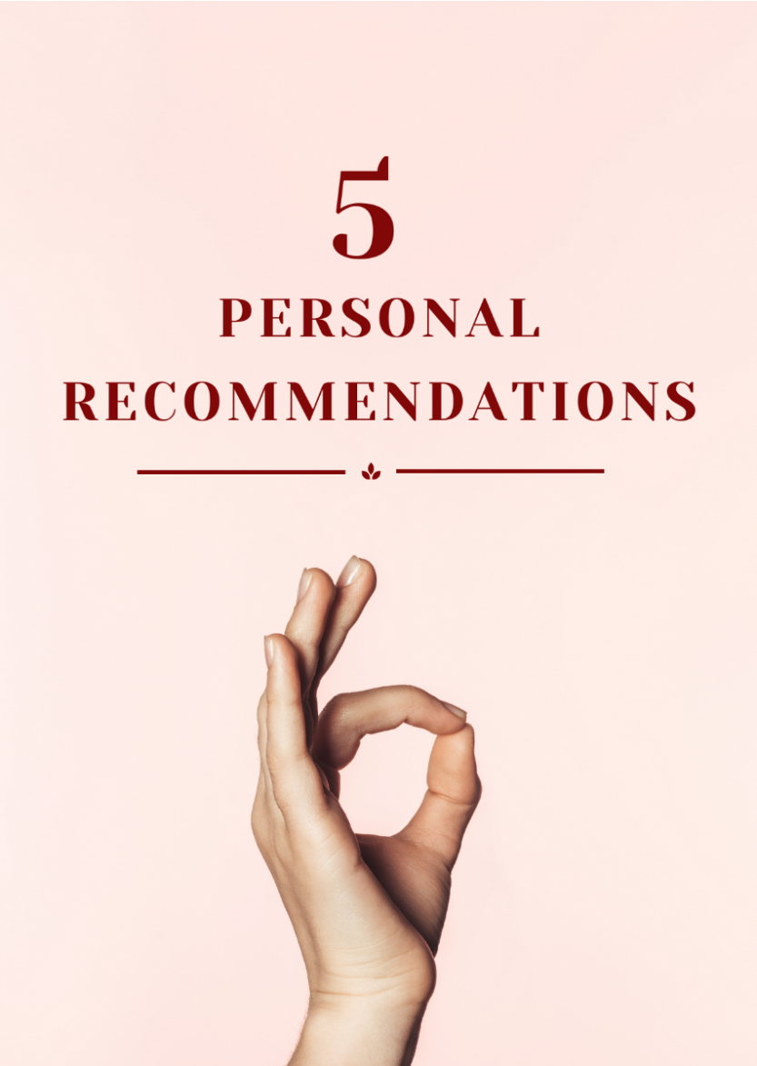 5PersonalRecommendations