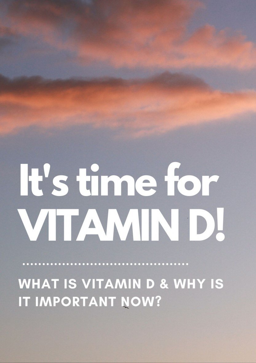 vitamin D is essential for your health