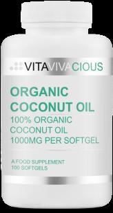 ORGANIC <br></picture> COCONUT OIL