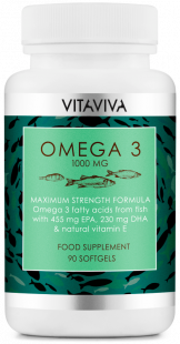 OMEGA 3 <br></picture> MAXIMUM STRENGHT
